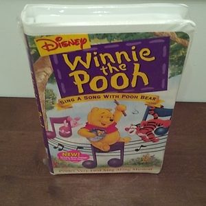 Disney VHS Winnie the Pooh